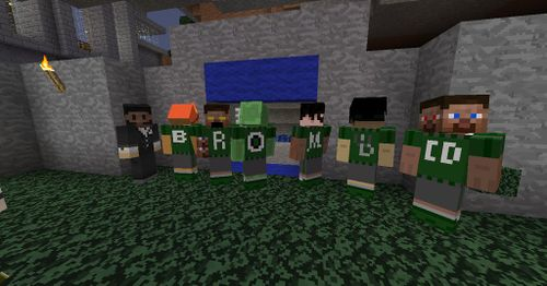 Repping Brom